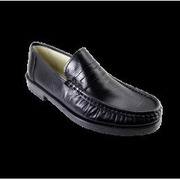 Sapato Homem Pele Luva Sola...